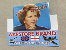 TORY SCUM THATCHER - FRIDGE MAGNET